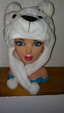 Childrens Animal Hat for Winter and Halloween