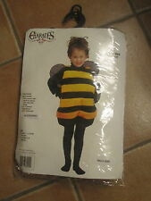 Charades Little Bee Romper Halloween Costume w/Stockings Infant 6-18 mos