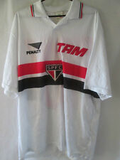 Sao Paulo Fc 1993 Leonardo 10 Home Football Shirt Size XL Adults /10965