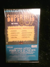 ~~SEALED~~  Super Hits of the 60's  Cassette Tape