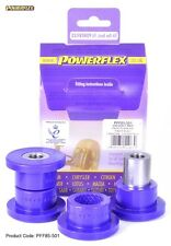 Powerflex Frente Wishbone delantero kit para Seat Leon Mk2 1P (2005+)