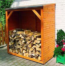 Casetta box da giardino Deposito raccolta legna