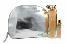Organza By Givenchy 3 Pcs Set With 3.4oz./100ml Edp Spray For Women New In Box