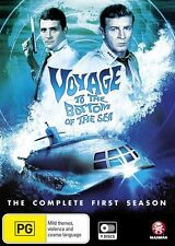 Voyage to the Bottom of the Sea: Season 1 NEW R4 DVD