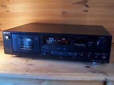Sony TC-K390 High End HiFi-Stereo-Tapedeck, Cassetten-Deck