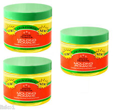 Tres Flores Three Flowers Hair molding gel pomade 3 - 6 oz.
