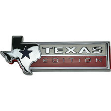 2015-2016 NEW OEM Genuine Ford F-150 TEXAS Edition Emblem -Limited Availability