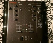Vestax DJ mixer VMC-002XLu TUB audio interface built-in 3-band isolator