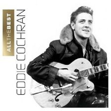 EDDIE COCHRAN - ALL THE BEST  2 CD  ROCK 'N' ROLL BEST OF/COMPILATION  NEU