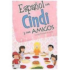 Español con Cindi y Sus Amigos by Lauren Peacock Bruzonic (2010, Paperback)