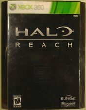Halo: Reach -- Limited Edition (Microsoft Xbox 360, 2010) unplayed/no shrinkwrap