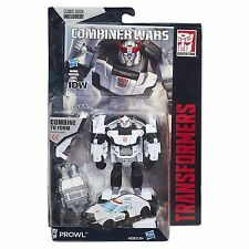 Transformers Generations Combiner Wars Deluxe Class PROWL with Comic (B3058)