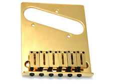NEW Fender American Series Telecaster Gold BRIDGE for Tele USA 099-0807-200