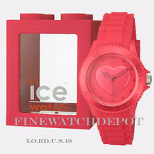 Authentic Ice LOVE Red Unisex Watch LO.RD.U.S.10