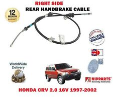 FOR HONDA CRV 2.0 16v RD 1997-2002 NEW REAR RIGHT SIDE HAND BRAKE CABLE