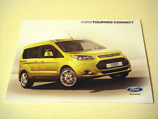 Ford . Tourneo . Tourneo Connect . June 2014 Sales Brochure