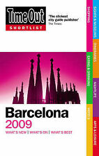 """Time Out"" Shortlist Barcelona 2009, Time Out Guides Ltd"