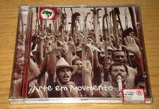 Arte em Movimento AA.VV.  musica etnica CD sigillato il Manifesto 1999