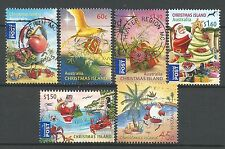 ˳˳ ҉ ˳˳AUT02 Australia Assortment set different Christmas Island Recent Claus