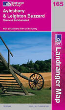 Aylesbury and Leighton Buzzard, Thame and Berkhamstead by Ordnance Survey (Sheet