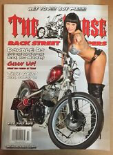 The Horse Backstreet Choppers Double Ds True Grit July 2015 FREE SHIPPING!