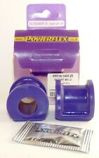 Powerflex Bush Poly Ford Escort Mk2 Front Anti Roll Bar Mount 20mm