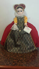 """Madame Alexander Doll: Mary Queen of Scots  21"""" MINT CONDITION - FREE SHIPPING!"""