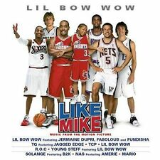 Like Mike Soundtrack TQ TCP ROC Solange B2K Nas (Cassette) SEALED NEW (GS10)