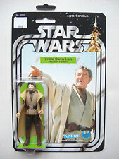 Vintage star wars oncle owen custom sur new hope style moc