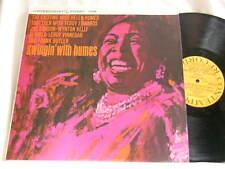 Swingin' with HELEN HUMES Teddy Edwards Wynton Kelly Leroy Vinnegar LP