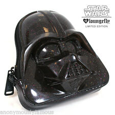 SDCC 2015 LE 600 LOUNGEFLY DARTH VADER Coin Bag Purse Black STAR WARS Comic Con