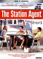 "Sealed DVD ""The Station Agent"" Peter Dinklage commentary"