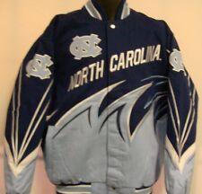 North Carolina Tar Heels UNC Slash Jacket by G- III  Adult XXL Free Shipping