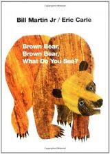 Brown Bear, Brown Bear, What Do You See?, New, Free Shipping