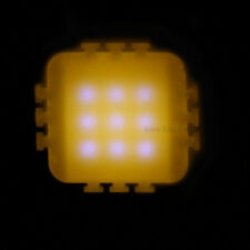 Super Bright 10W Warm White High Power LED SMD chip Panel  900LM buld