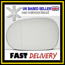 Left Passenger Side Wing Mirror Glass  MERCEDES ML W163 98-02 Wide Angle