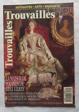 Trouvailles – 1991 – Antiquités, arts, brocantes