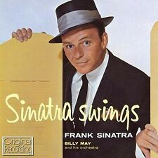 CD SINATRA SWINGS GRANADA LOVE WALKED IN I NEVER KNEW FALLING IN LOVE MOONLIGHT