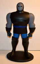 "DC Animated Series DARKSEID 17"" STATUE PRO SCULPT & PAINT by Cory Smith RARE"
