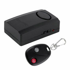 Motorcycle 120db Anti-Theft Security Alarm Safe System Vibration Detector GA