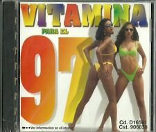 Vitamina Para El 97 Latin Music CD