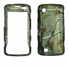 Camouflage For  LG Samba Touch AX8575   feel Case Cover