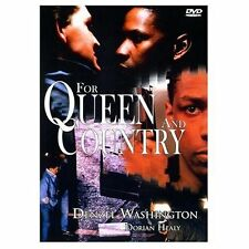 For Queen And Country ( Action-Drama ) mit Denzel Washington, Bruce Payne NEU