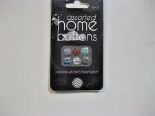 NEW Hype Apple Home Sticker Buttons - Dots and Stripes FREE SHIPPING