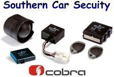 Cobra a4138hf Alarma de automóvil Thatcham Cat 1 De Alarma Con Sensor De Microondas