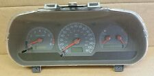 2002 volvo s40 gauge cluster speedometer assembly  tested. 170k