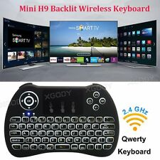 Backlight  H9 2.4GHz Wireless Air Mouse Keyboard Touchpad For PC Android TV Box