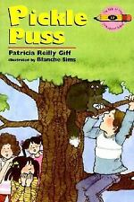 Pickle Puss (Turtleback School & Library Binding Edition) (Kids of the-ExLibrary
