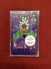 SO SO DEFF PROMO ALBUM POSTER FLAT RARE BASS ALLSTARS