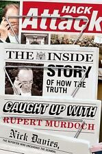 Hack Attack: The Inside Story of How the Truth Caught Up with Rupert M-ExLibrary